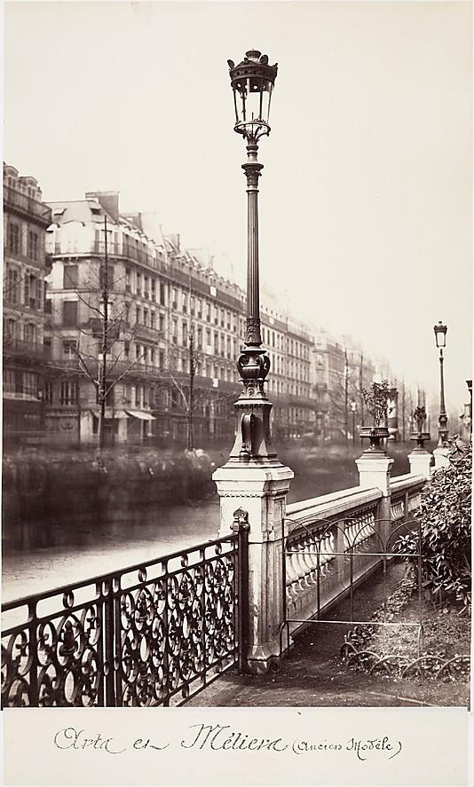 Arts et Métiers (Ancien Modèle) Charles Marville (French, Paris 1813–1879 Paris)