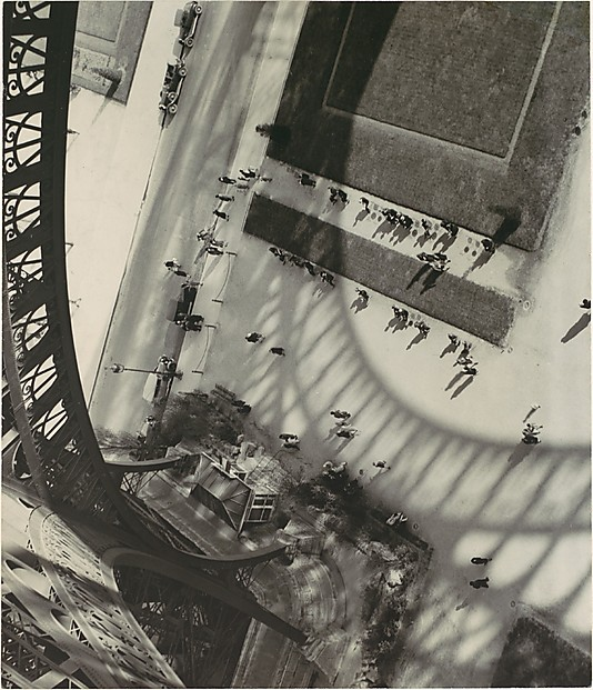 Eiffel Tower, Paris André Kertész (American (born Hungary), Budapest 1894–1985 New York)